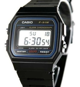 Deportivo F Reloj Casio 91w Hombre 91 Orginal PZuXTOiwk