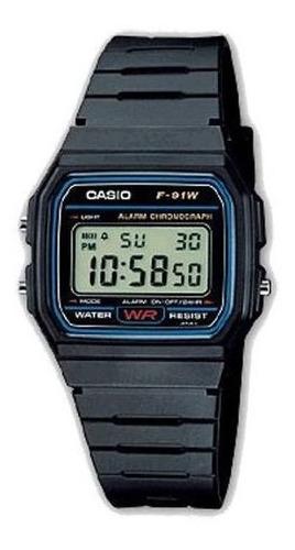 reloj casio f-91w deportivo hombre f-91 orginal