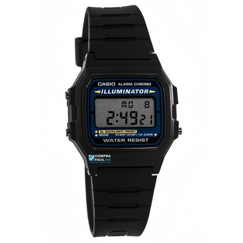 reloj casio f105 - retro - clásico - 100 % original - cfmx