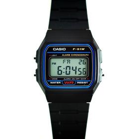 Reloj Casio F91w 100% Original Envio Inmediato Garantia 5 Añ