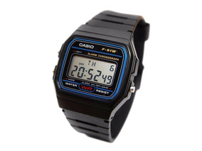 F91w Casio Reloj Libre En Mercado México De Pulsera cLAq435Rj