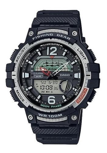 reloj casio fishing gear wsc-1250h sports gear