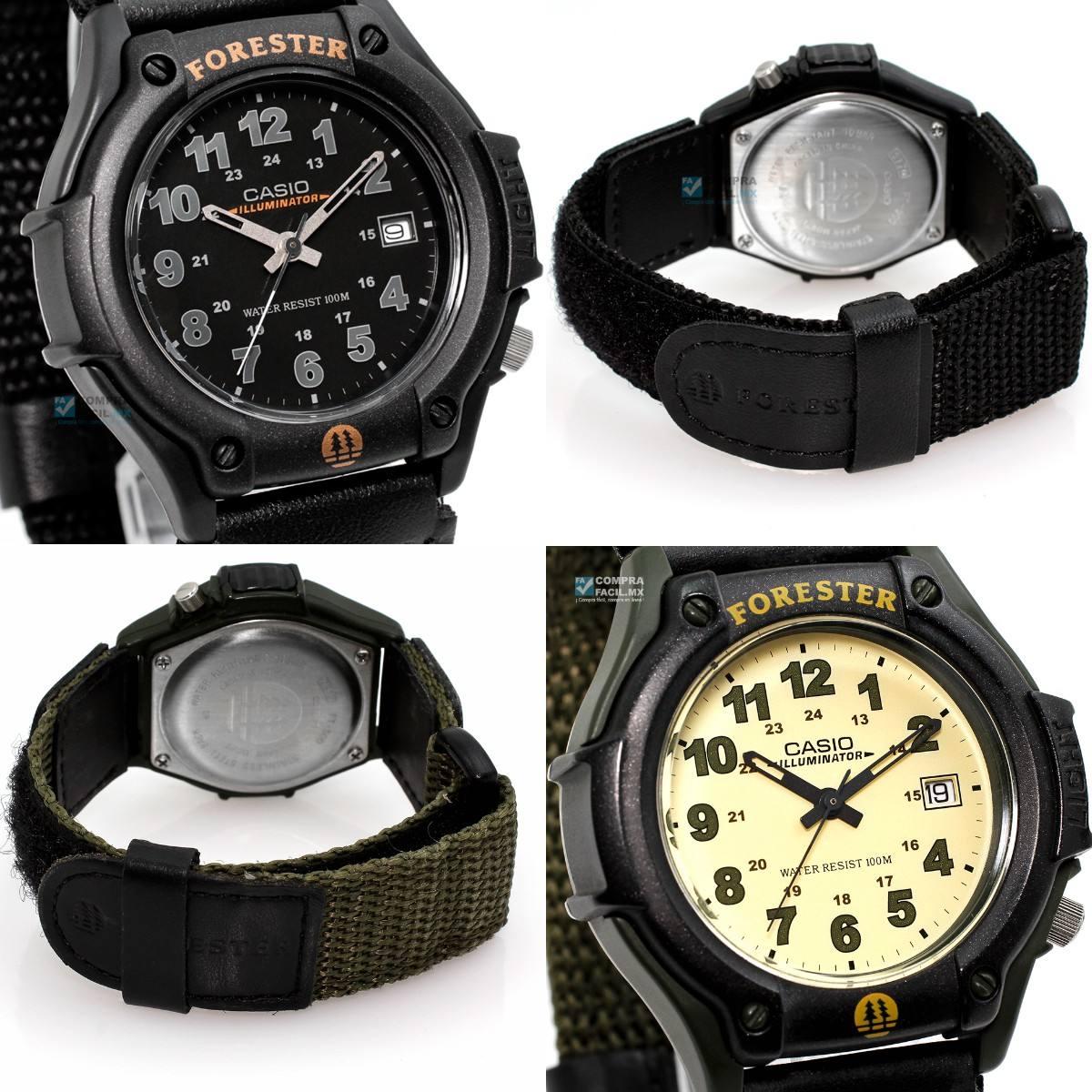 50982ed86e6d reloj casio forester ft500 -x 2 piezas --cfmx. Cargando zoom.
