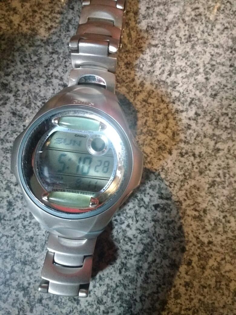 Baby 00 Msg G Ms 140800 Casio Reloj Ok0Pn8w