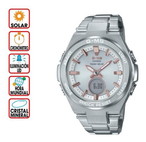 reloj casio g-ms msg-s200d-7a