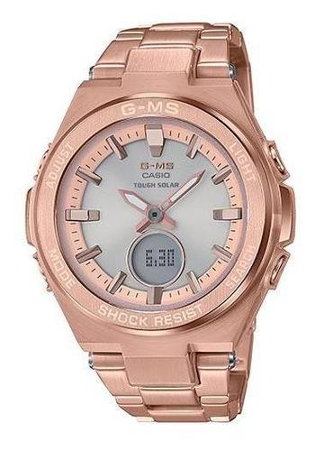 reloj casio g-ms msg-s200dg-4a