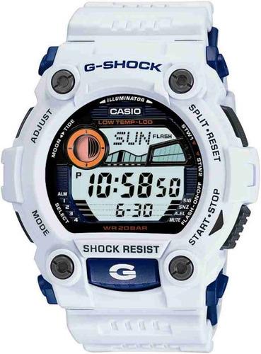 reloj casio g shock 7900 en caja y manuales original