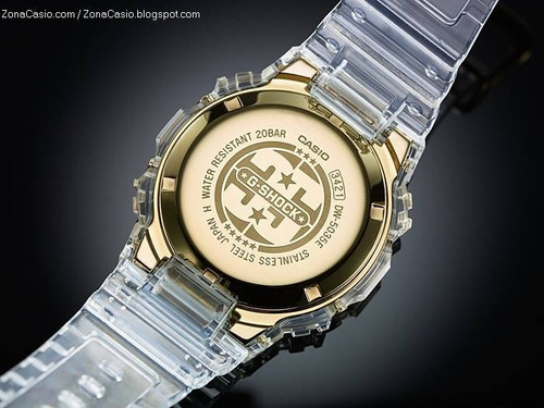 reloj casio g-shock aniversario vintage remate dw-5035e-7