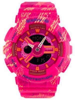 b1080c1d6a95 Reloj Casio G-shock Ba-110tx-4a Fucsia Para Mujer -   449.900 en ...