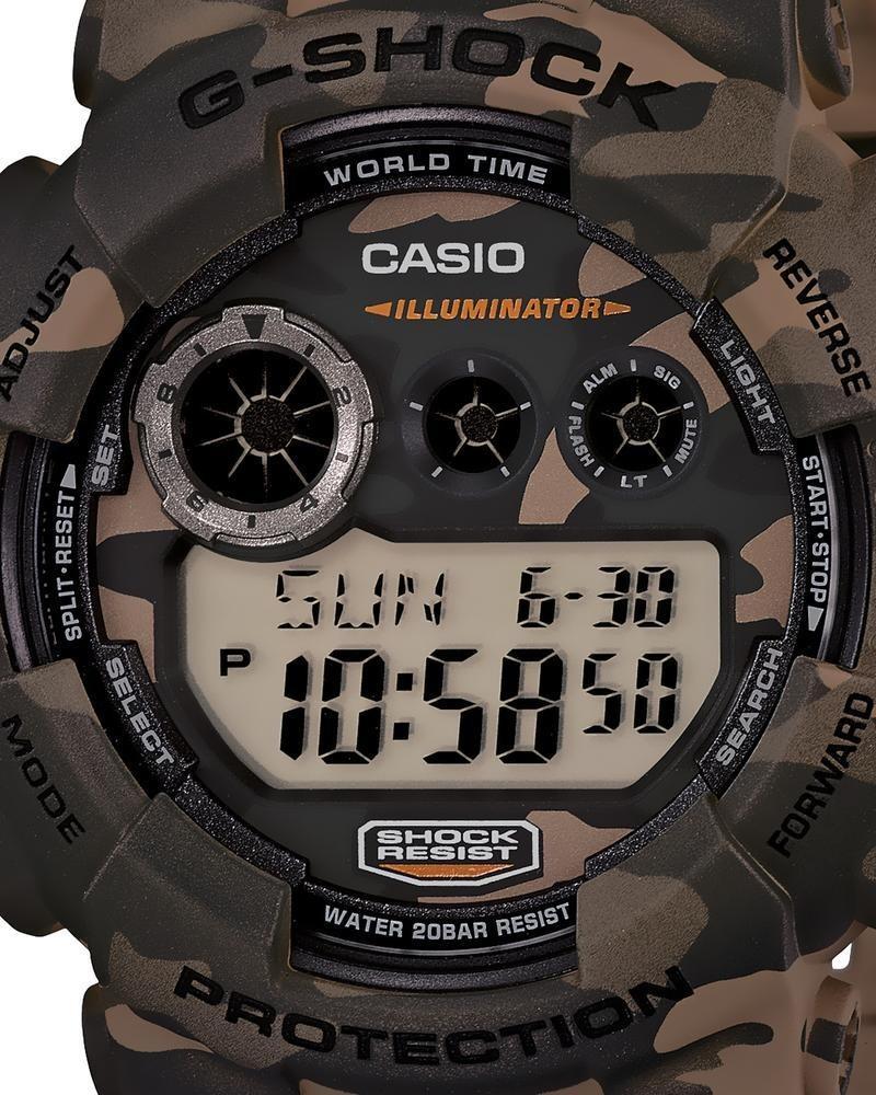 Reloj Casio G shock Caballero gd 120cm 5cr