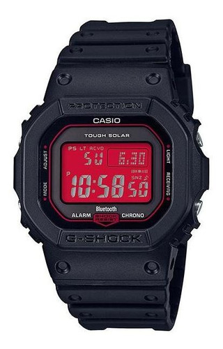 reloj casio g-shock color especial gw-b5600ar-1