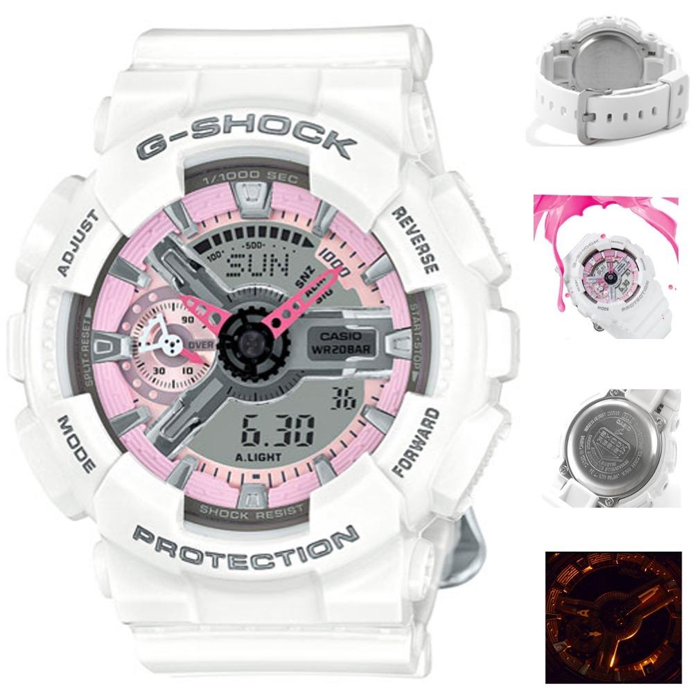 Reloj Casio G-shock Dama Gma-s100mp-7a Analogo ad265beb5904