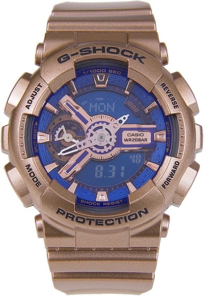 ea2ca28e8f71 reloj casio g-shock dama  gmas110gd-2a envio g. Cargando zoom.