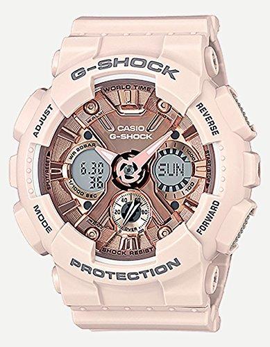 Reloj Casio G Shock De Acero Inoxidable Y Resina Casual Para