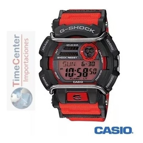 reloj casio g-shock deportivo wr200m gd-400-4dr