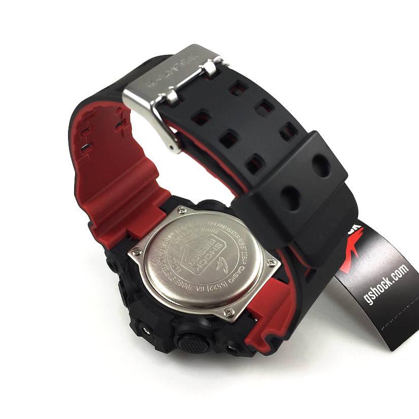 2fa60b14fd97 reloj casio g-shock digital analogico negro y el rojo ga70. Cargando zoom.