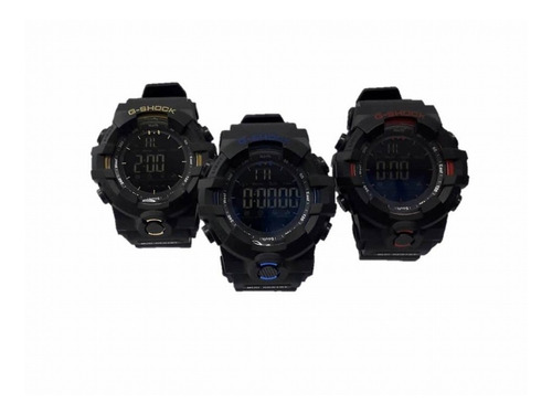 reloj casio g shock digital deportivo caballero resist water
