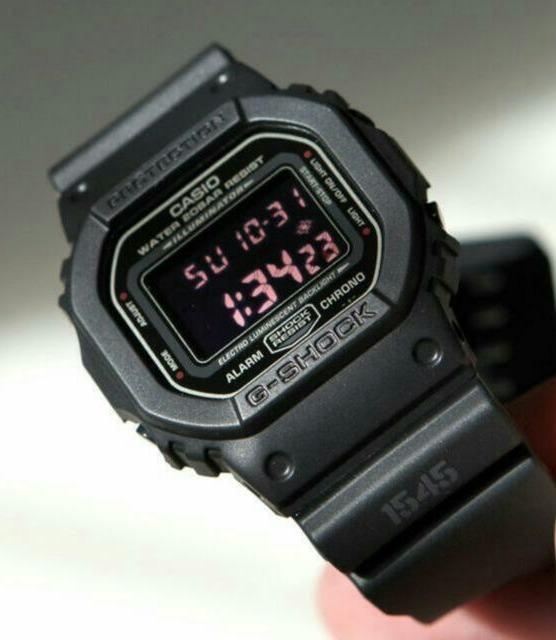 Casio 100Original 5600ms 1 G Dw Reloj Shock Digital w8k0nOP