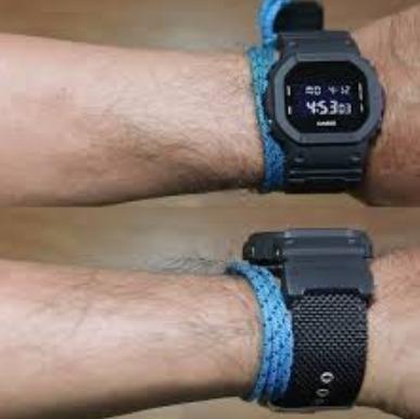 Reloj Casio G shock Digital Para Hombre Dw 5600bbn 1