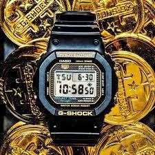 50853e79af2a Reloj Casio G - Shock Dw-5035 Edición Especial 35aniversario ...