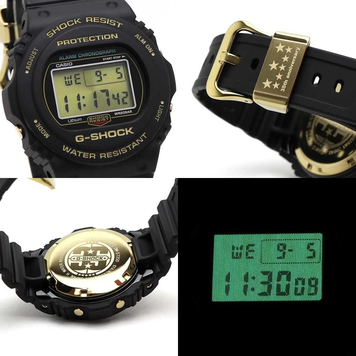 2aff1f02b874 reloj casio g shock dw 5735 edición limitada 35 aniversario. Cargando zoom.