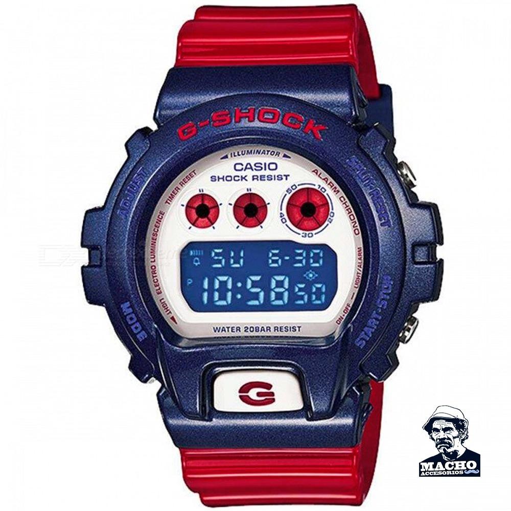 5f05cb525008 reloj casio g-shock dw-6900ac-2 en stock original garantia. Cargando zoom.