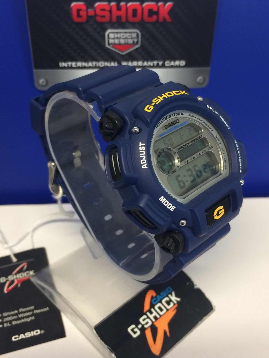 Reloj Casio G Shock Dw 9052 2v Original Color Azul Rey 229900 Cargando Zoom