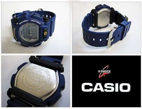 reloj casio g-shock dw-9052 cronometro en caja