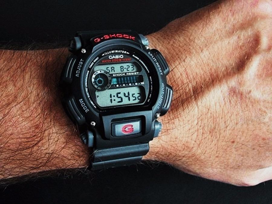 Shock Ztr G 100Original Reloj Antimagnetico Casio Dw9052 mwON8y0nvP