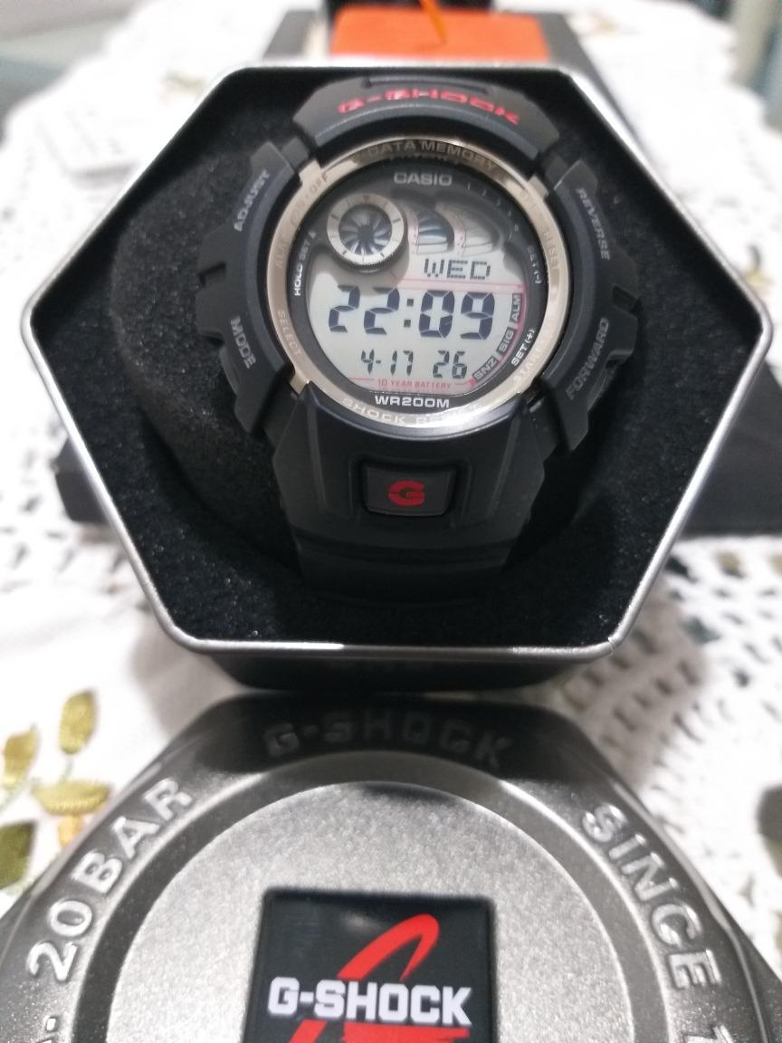 huge discount 6afba b844c Reloj Casio G Shock G 2900