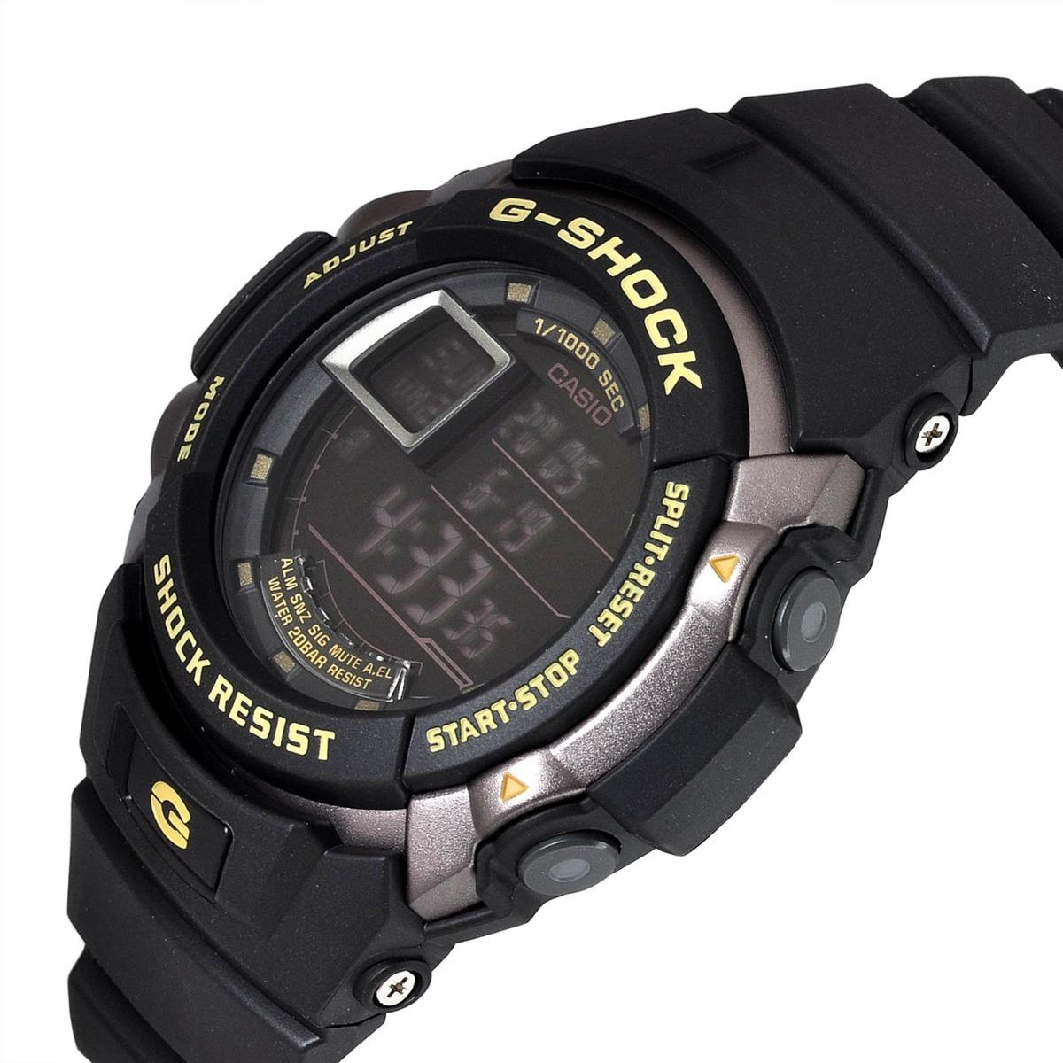 7710 Golpes Casio G Shock 200m Reloj Resiste Vibraciones QthrCxsdB