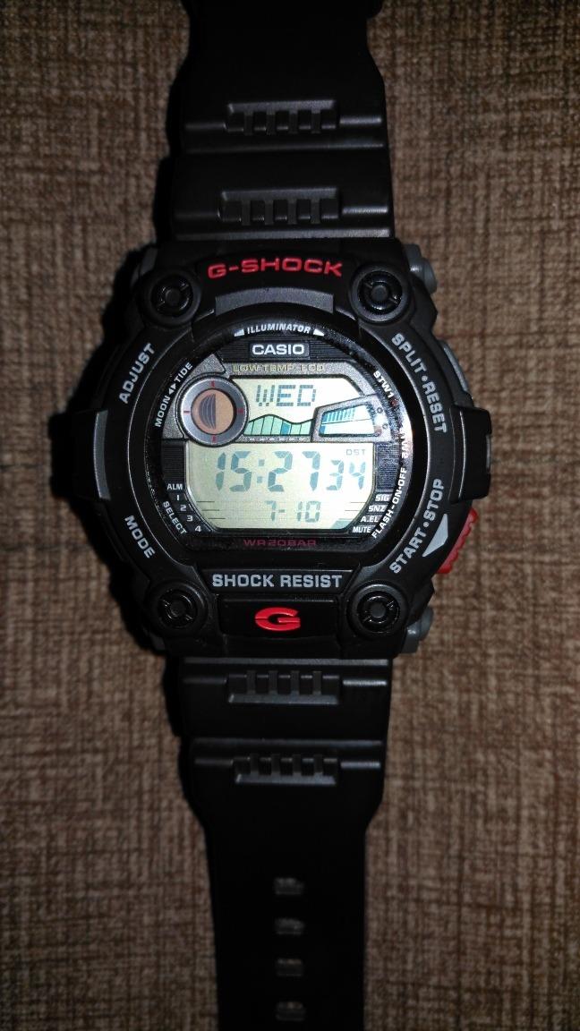Shock Original G 1 00 Casio S 7900 Reloj 250 8mnwN0vO