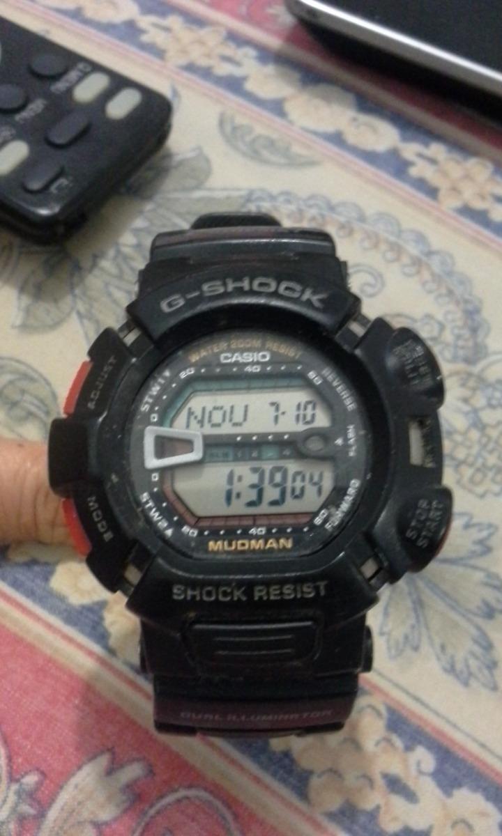 d47a8335bc12 Reloj Casio G-shock G-9000 Mudman Negociable+obsequio - Bs. 225.000 ...