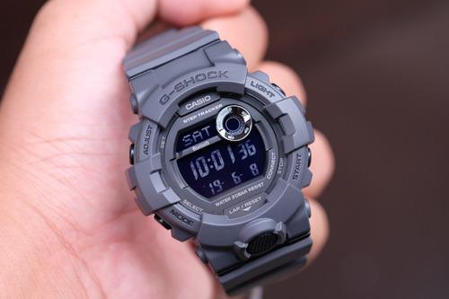 reloj casio g-shock g-squad gbd-800uc step tracker