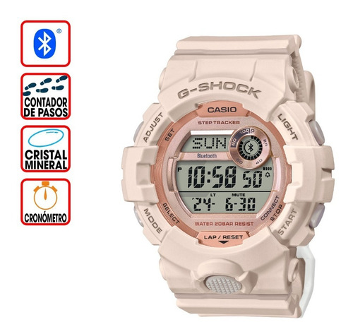 reloj casio g-shock g-squad gmd-b800-4