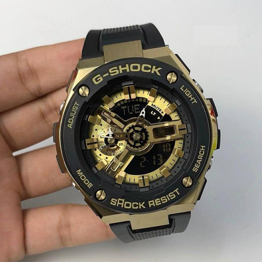 368d91720147 Reloj Casio G-shock G-steel Gst-400g-1a9 - 100% Original - S  1.029 ...