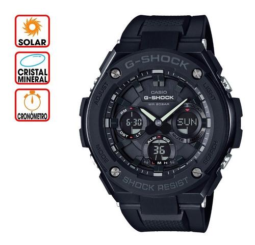 reloj  casio g-shock g-steel gst-s100g-1b