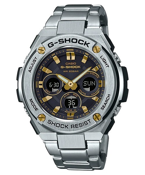 e0fca181cc6e Reloj Casio G-shock G-steel Gst-s310d-1a9 Agente Caba -   22.677