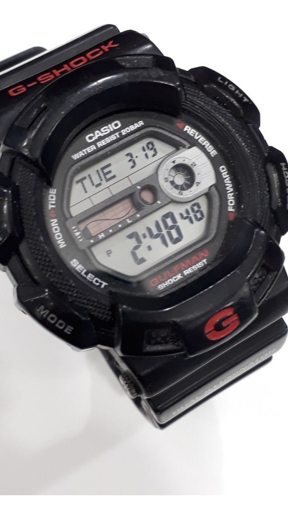Reloj 500 Shock G9100 G Casio Gulfman3 00 6f7gYby