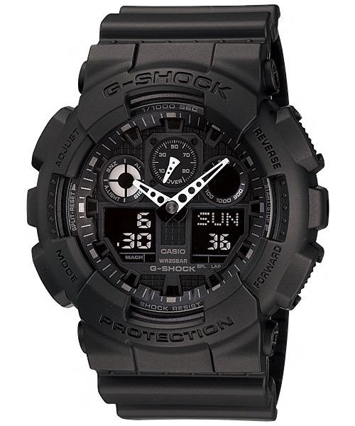 455ddda42b38 Reloj Casio G-shock Ga-100-1a1 A Pedido Envío Internacional ...