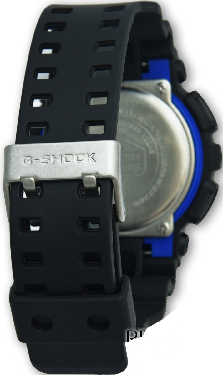 1f31587336fbe reloj casio g-shock ga-100-1a2 - nuevo y original en caja. Cargando zoom.