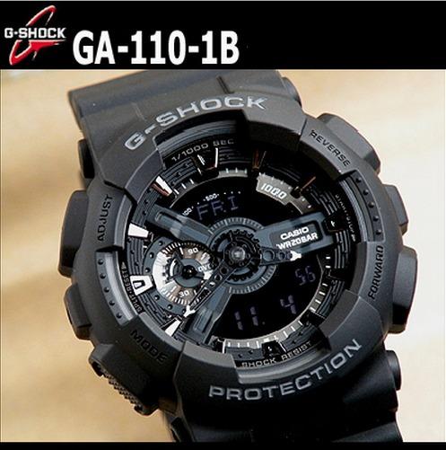 1b G Reloj Shock Caja 100Original 110 Casio En Ga exBdWrCo
