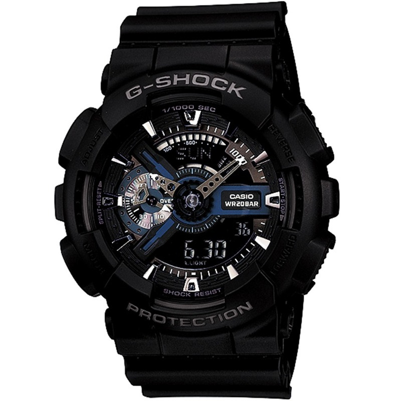 Reloj Shock Mgnetismo Crono Anti 1bd G 110 Ga Casio 8nXwk0OP
