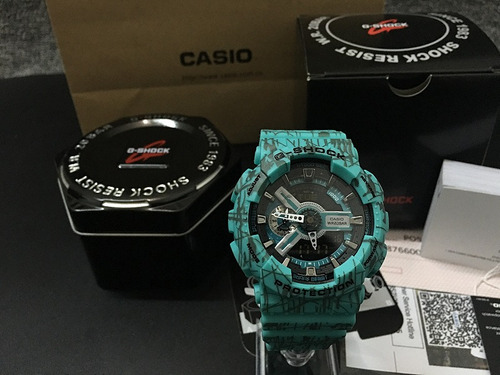 reloj casio g-shock ga 110 exclusivos ( solo pedido )