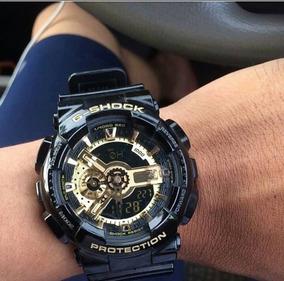 Negro Shock D Reloj Casio Ga 110 G rdthsQ