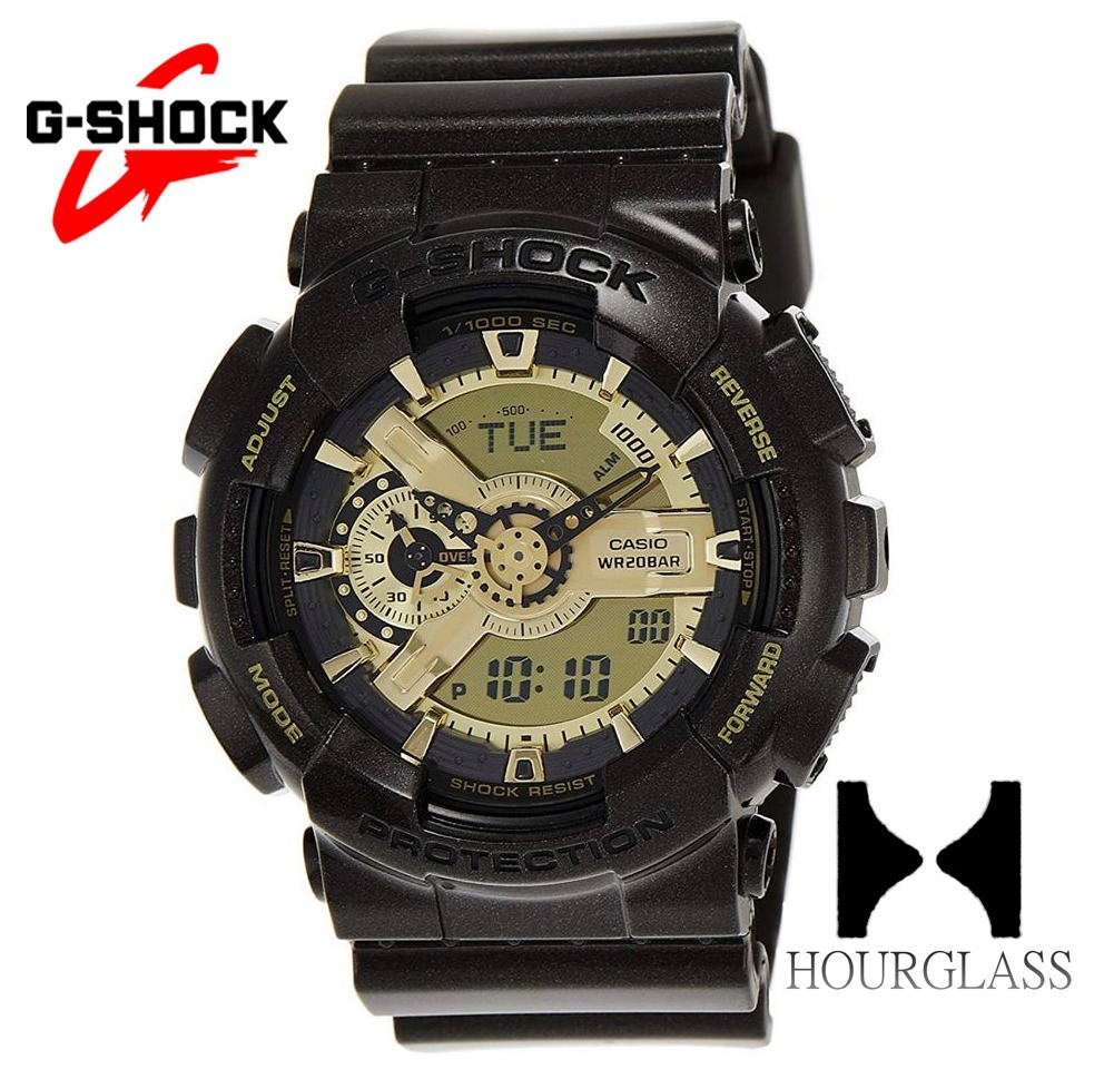 84215f2234b5 Reloj Casio G Shock Ga-110br-5adr Nuevo En Caja - S  449