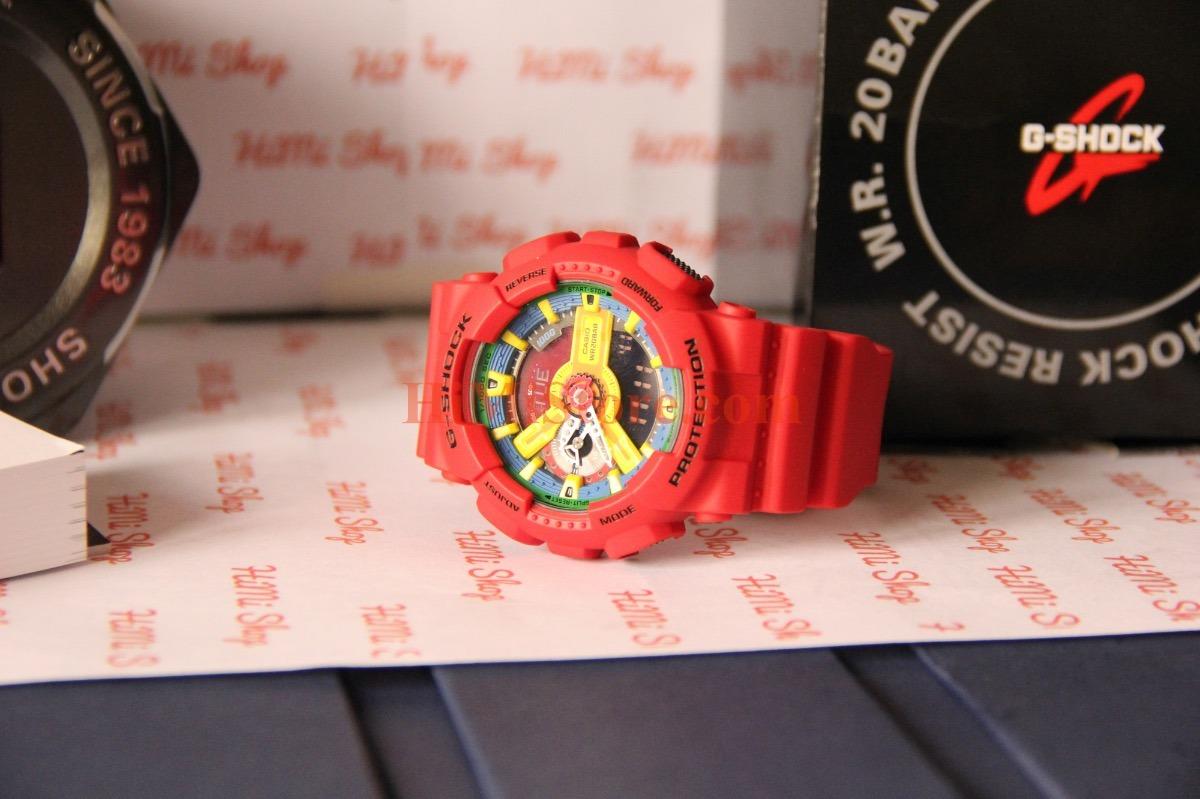 Reloj Casio G Shock Ga 110fc 1a A Pedido Envo Internacional 1adr Cargando Zoom