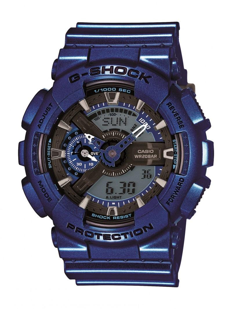d31be7fd627d Reloj Casio G-shock Ga-110gb-1a Original Envio Gratis - S  299