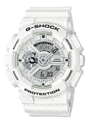reloj casio g-shock ga-110mw-7a modelo color especial