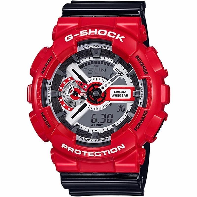 2a827683c0b9d Reloj Casio G Shock Ga-110rd-4a Entrega Inmediata -   94.990 en ...